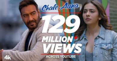 KABHI MAIN YAAD AAUN TO CHALE AANA LYRICS