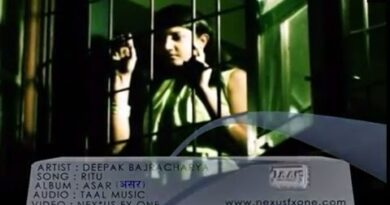 RITU LYRICS (ऋतु) – Deepak Bajracharya