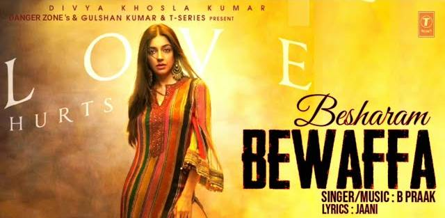 Besharam Bewaffa Lyrics